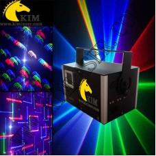 1.5 W RGB with SD+Animation fireworks+Beam