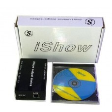 iShow V3.0 Powerful Laser Light Show software Laserist laser light  show Laser Show Designer iShow Software