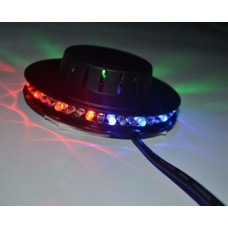 mini sun light RGB color/disco light/KTV light