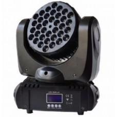 36pcs 3W LED moving head beam disco/stage/party/club/concert lighting