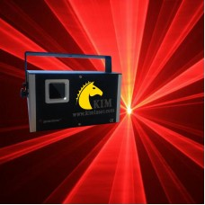 1W Single Red Laser Light with SD card