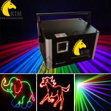 5W 40K RGB TTL laser light