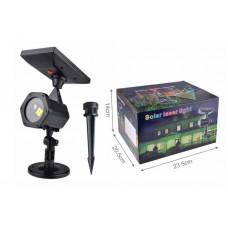 Outdoor Solar  waterproof lawn light / garden laser light / garden landscape solar lights / Christmas items