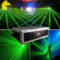 2W Single Green Animation laser light